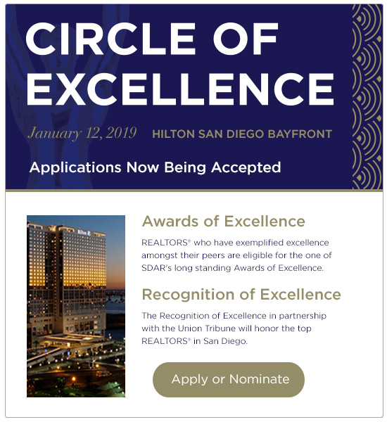 Real Estate Circle of Excellence