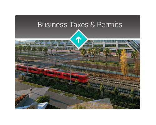 Business Taxes & Permits